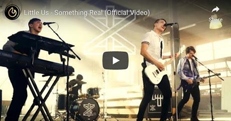 Something Real music video